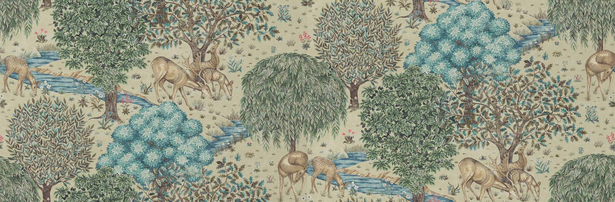 Morris Wallpapers The Brook , 214888