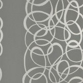 Designers Guild Marquisette Graphite Wallpaper - Product code: PDG689/06