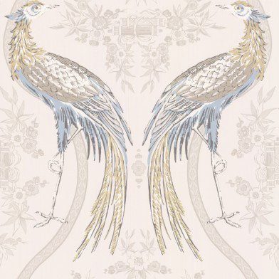 Image of Wedgwood Home Wallpapers Fabled Crane, Fabled Crane 3