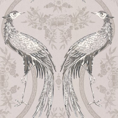 Image of Wedgwood Home Wallpapers Fabled Crane, Fabled Crane 5