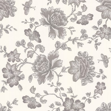 Image of Wedgwood Home Wallpapers Fabled Floral, Fabled Floral 1