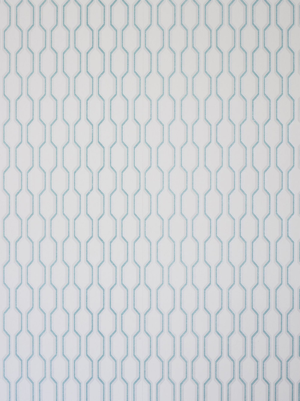 Casadeco Honeycomb Aqua Wallpaper - Product code: 26486120