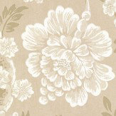 Little Greene Gustav Beige Wallpaper