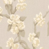Little Greene Sakura Fawn Wallpaper