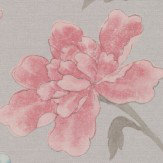 Little Greene China Rose French Grey Wallpaper