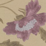 Little Greene China Rose Bronze Wallpaper - Product code: 0247CHBRONZ