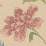 Little Greene China Rose Cream Wallpaper