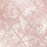 Albany Foil Diamond Pink Wallpaper