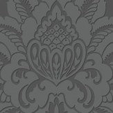 Arthouse Glisten Gunmetal Wallpaper