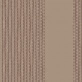 Arthouse Selina Stripe Copper Wallpaper