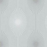 Albany Dazzle Retro Grey Wallpaper