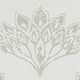 Barneby Gates Peacock Grey Wallpaper - Product code: BG1300102