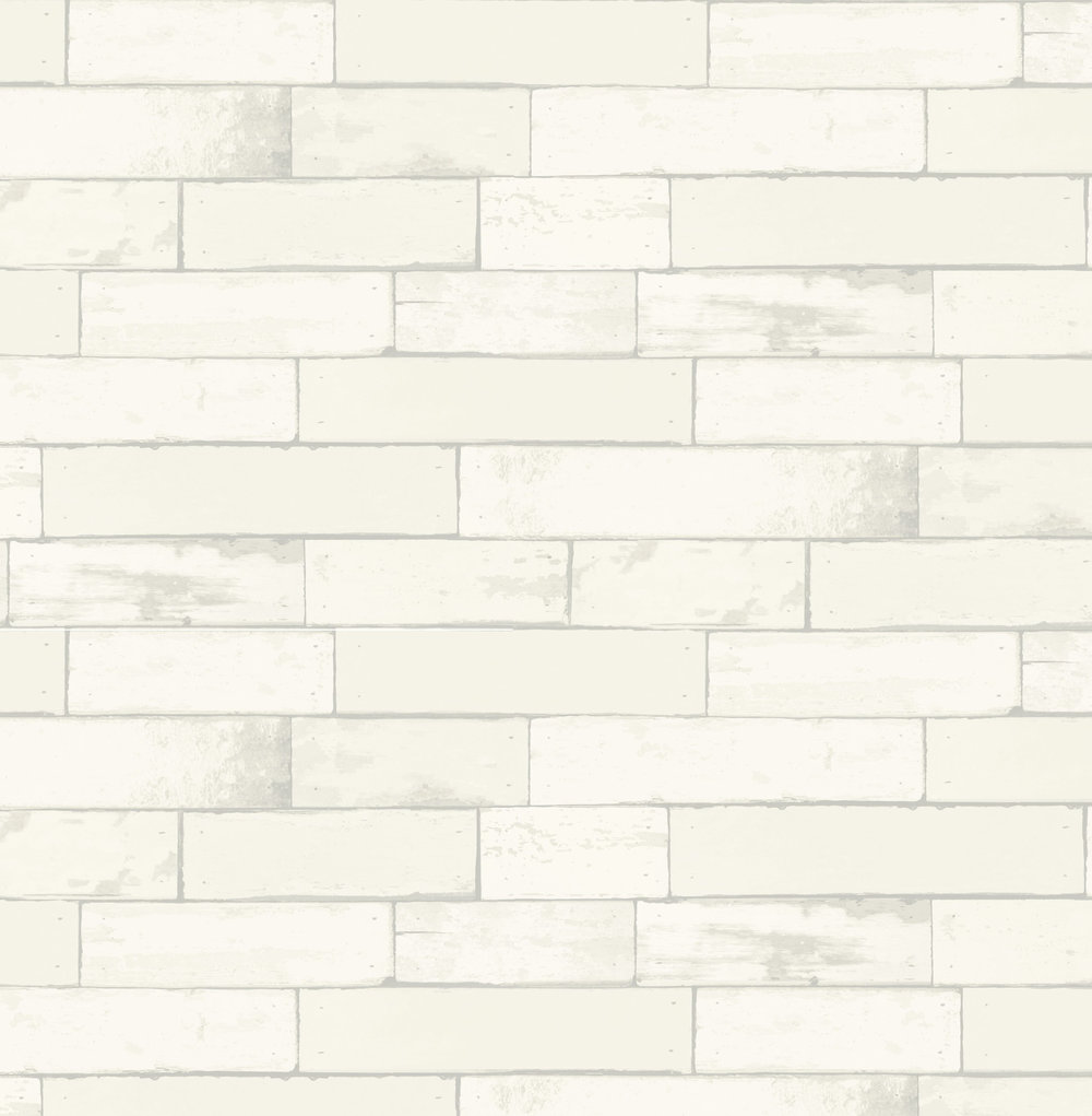 Albany Berkeley  White Wallpaper - Product code: 98462