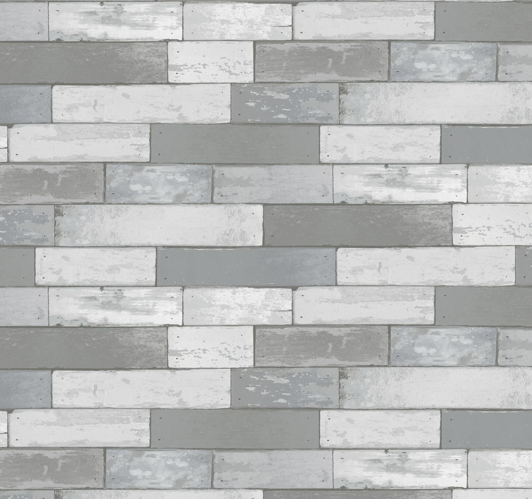 Albany Berkeley Silver and Grey Wallpaper - Product code: 98463