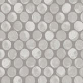 Albany Rubus Grey Wallpaper
