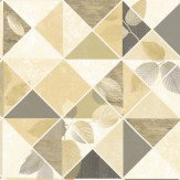 Albany Aster Cream and Grey Wallpaper - Product code: 98532