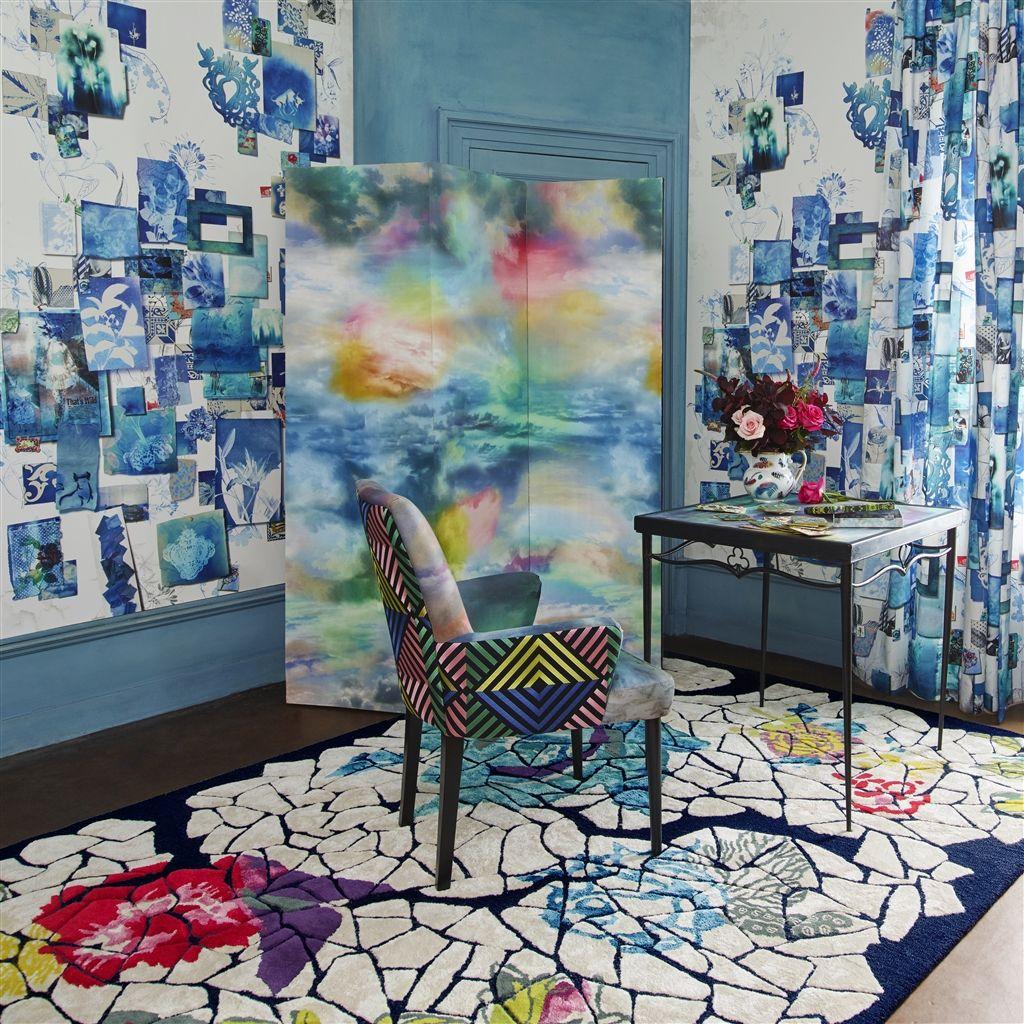 Ciel Liberte Mural - Aurora - by Designers Guild