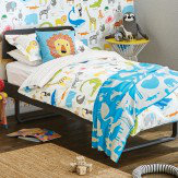 Animal Magic Single Duvet Set