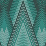 Osborne & Little Astoria Malachite Wallpaper