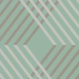 Osborne & Little Petipa Mint Wallpaper - Product code: W6894-01