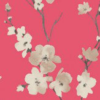 Sophie Conran Blossom Soft Red Wallpaper