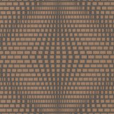 Osborne & Little Ruhlmann Cappuccino & Copper Wallpaper - Product code: W6897-01