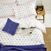 Joules Painted Shells Super King Duvet Duvet Cover