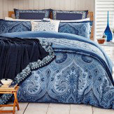 Echo New York Jakarta Super King Duvet Duvet Cover