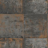 Albany Patina Copper Wallpaper