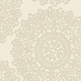 Albany Mandala Cream Wallpaper