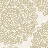 Albany Mandala Taupe Wallpaper - Product code: 65093