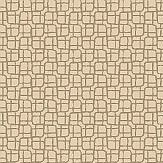 Albany Mosaic Gold Wallpaper