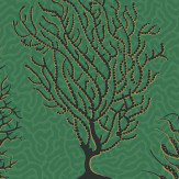 Cole & Son Seafern Emerald Wallpaper