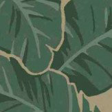 Sophie Conran Mustique Green Wallpaper