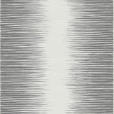 Cole & Son Plume Black / White Wallpaper
