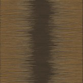 Cole & Son Plume Chocolate / Gilver Wallpaper - Product code: 107/3016