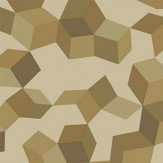 Cole & Son Ingot Buff / Gold Wallpaper
