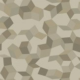 Cole & Son Ingot Stone / Gilver Wallpaper - Product code: 107/5025