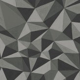 Cole & Son Quartz Graphite Wallpaper - Product code: 107/8037