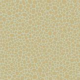 Cole & Son Goldstone Olive / Gold Wallpaper