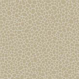 Cole & Son Goldstone Stone / Gilver Wallpaper