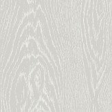 Cole & Son Wood Grain Grey Wallpaper