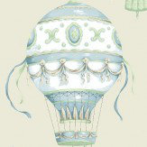 iliv Balloons Antique Wallpaper