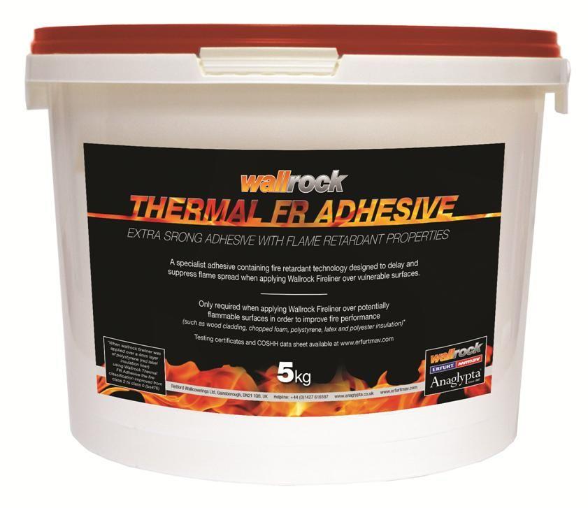 Wallrock Thermal FR Adhesive DC3190950 - by Wallrock