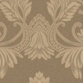 Albany Clara Pluma Rose Gold Wallpaper - Product code: 35285