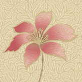 Albany Floriana Red Beige Wallpaper