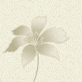 Albany Floriana Taupe Cream Wallpaper