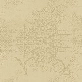 Albany Abelie Texture Gold Wallpaper