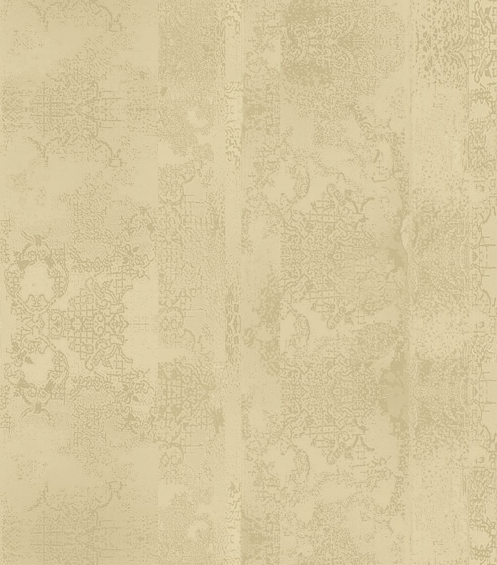 Albany Abelie Texture Gold Wallpaper main image