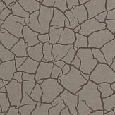 Zoffany Cracked Earth Gobi Wallpaper - Product code: 312527